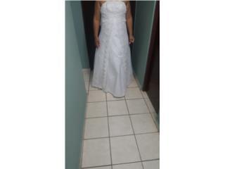Traje de Novia de David's Bridal, Puerto Rico