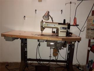 Máquina de coser industrial, Puerto Rico