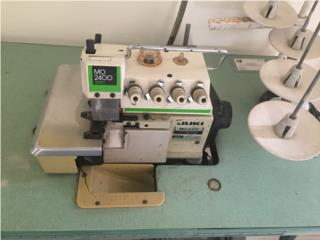 maquina de coser mero, Puerto Rico