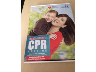 CPR ANYTIME, Puerto Rico