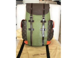 Louis Vuitton Backpack CHRISTOPHER PM, Puerto Rico