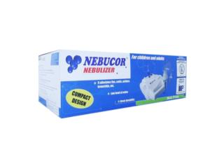 Nebucor P-103 (Nebulizador niños/adultos), Puerto Rico