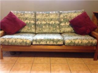 sofa futon, Puerto Rico