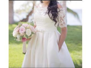 Pronovia Dress Praire Ivory, Puerto Rico