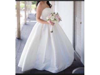 Pronovia Barcelona traje de novia Ivory , Puerto Rico