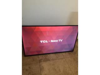 TV de 42' SMART  CON ROKU, Puerto Rico