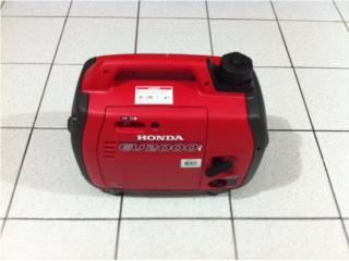 Generador Honda EU2000i, Puerto Rico