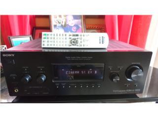 Receiver amplificador Sony, Puerto Rico