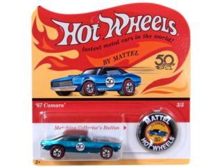 1967 Camaro Hot wheels 50 Aniversario COLECCION, Puerto Rico