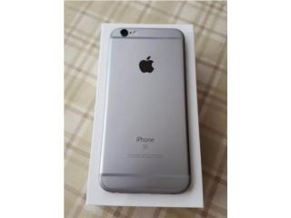 IPHONE 6S 64GB AT&T GRIS NUEVO , Puerto Rico