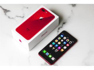 iPHONE 8 PLUS 64GB UNLOCK (PRODUCT RED), Puerto Rico