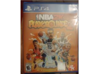 NBA 2K PLAYGROUND 2, Puerto Rico