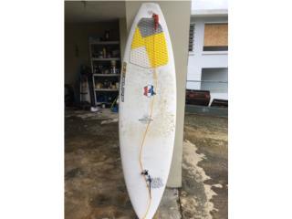 Tabla de surf 6'7, Puerto Rico