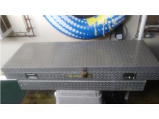Caja de herramientas en aluminio, Puerto Rico