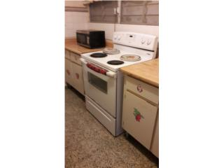 Estufa Electrica, horno nunca usado $90 OMO, Puerto Rico
