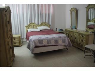 Juego de dormitorio, Puerto Rico