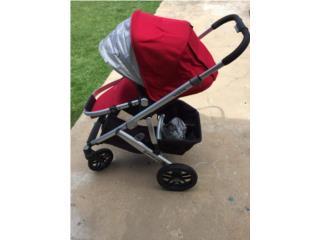 stroller & bassineT uppababy  DannY $550, Puerto Rico