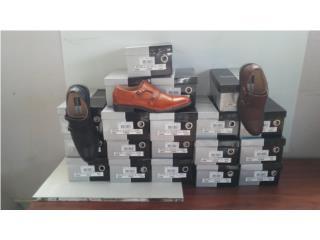 Lote de calzado de hombre y niños, Puerto Rico