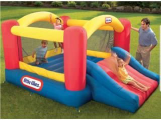 Little Tikes Jump 'n Slide Bouncer - $120!!, Puerto Rico