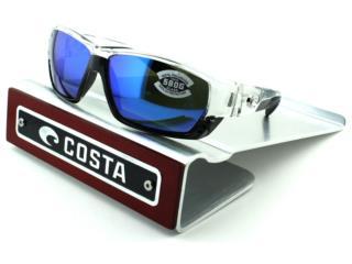 Gafas Costa Del Mar 580G New, Puerto Rico