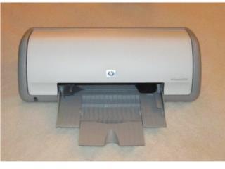 Printer HP DESKJET D1320, Puerto Rico