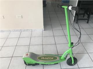 SCOOTER RAZOR , Puerto Rico