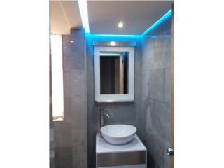 Nos especializamos en remodelacion de baños, Puerto Rico