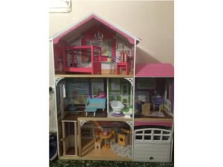 Casa muñecas, Puerto Rico