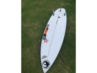 6'0 KT Surfboard , Puerto Rico