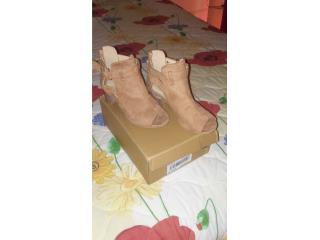 Zapatos para mujer, Puerto Rico