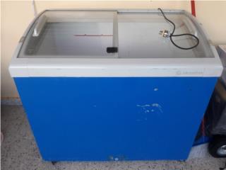 Congelador de mantecados, Puerto Rico