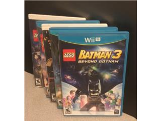 wii and wii u games, Puerto Rico