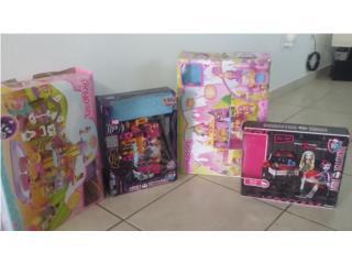 Juguetes para niñas, Puerto Rico