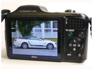 Camara Dijital Nikon L100 usada no abusada, Puerto Rico