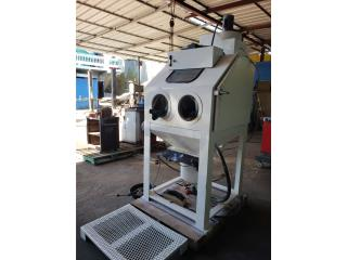 sandblaster industrial ABS PRODUCTS , Puerto Rico