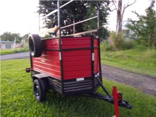 Carreton de Caballos, Puerto Rico