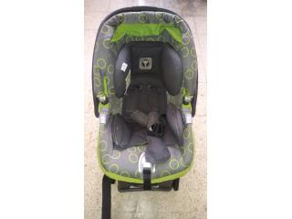 Car seat para bebés, Puerto Rico