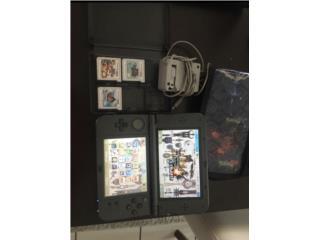 Nintendo 3Ds Monster hunter edition, Puerto Rico