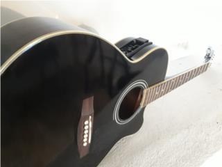 Guitarra Acustica Americana Amplificada Don Pablo, Puerto Rico