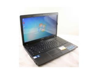 Laptop Asus, Puerto Rico