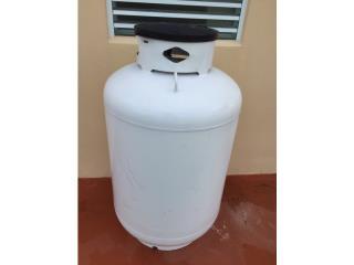 Tanque de Gas Comercial 100 Galones, Puerto Rico
