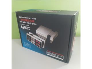 Consola 620 juegos , Puerto Rico