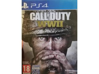 Call of Duty WWII PS4, Puerto Rico