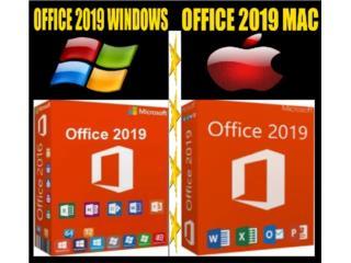 +++ OFFICE PARA WINDOWS Y MAC +++, Puerto Rico