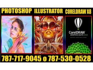 +++ PHOTOSHOP, ILLUSTRATOR Y CORELDRAW +++, Puerto Rico