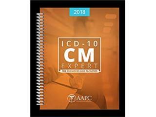 LIBRO ICD-10 2018, Puerto Rico