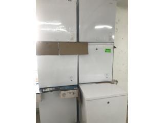 Freezer Haier y GE desde $140.00, Puerto Rico