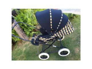 Coche de Bebé (Simo Swedish Baby Carriage), Puerto Rico