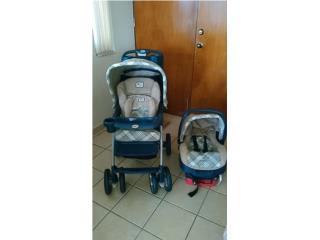 S.v.coche de bebé y/o niño $80.00, Puerto Rico