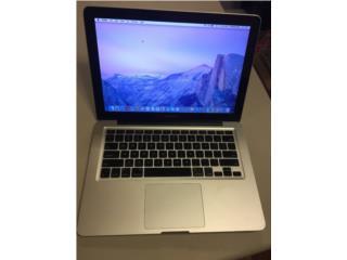 """Apple Macbook Pro 13.3"""" Procesador i2 4GB RAM, Puerto Rico"""